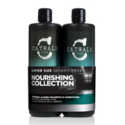 Catwalk by Tigi Oatmeal & Honey Nourish Shampoo and Conditioner 2x750ml