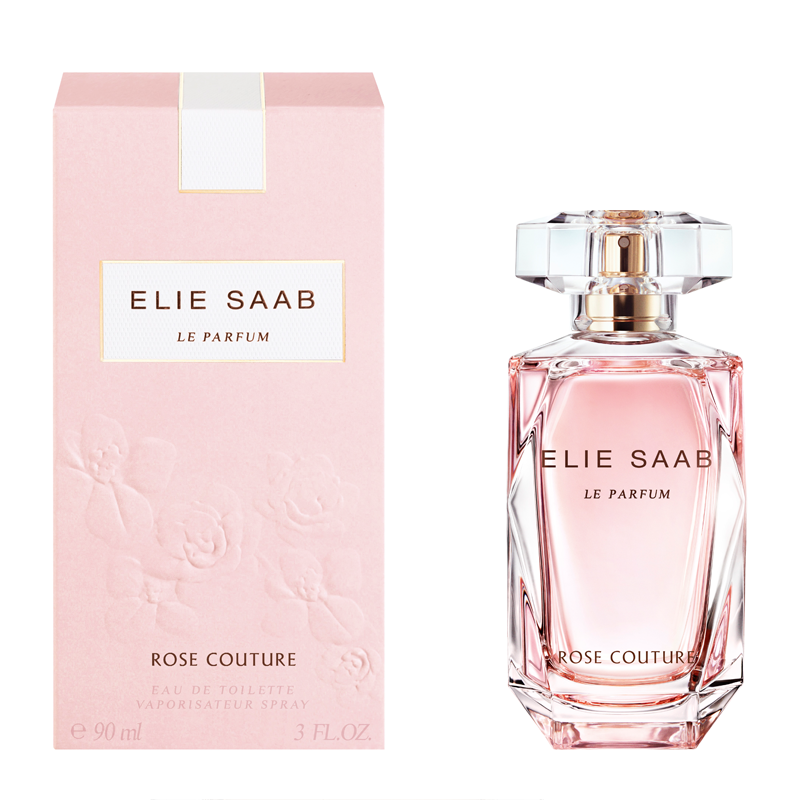 elie saab le parfum rose couture eau de toilette 90ml. Black Bedroom Furniture Sets. Home Design Ideas