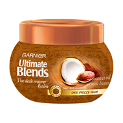 Garnier Ultimate Blends Sleek Restorer Mask Pot 300ml
