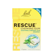 Bach Rescue Remedy Chewing Gum - Menthe Sauvage