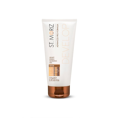 St. Moriz Advanced Pro Formula Develop Velvet Finish Tanning Gel Medium 175ml