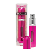 Travalo Classic HD Refillable Perfume Spray - Hot Pink