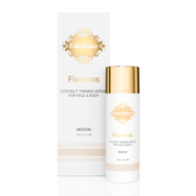 Fake Bake Flawless Coconut Tanning Serum for Face and Body 148ml
