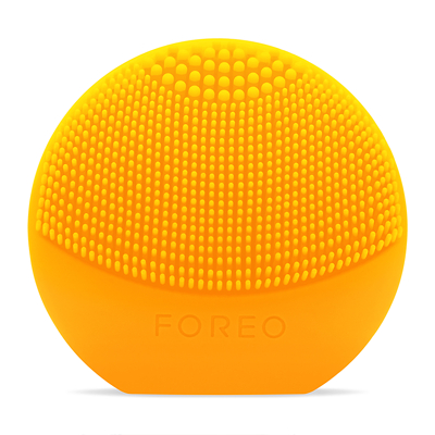 FOREO LUNA Play Facial Cleansing Brush Sunflower Yellow