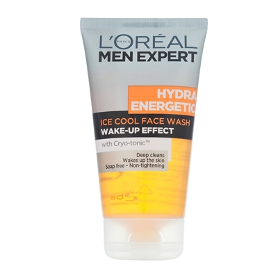 L'Oréal Paris Men Expert Hydra Energetic Foaming Cleansing Gel 150ml