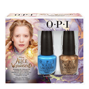 OPI Nail Lacquer - Alice In Wonderland Collection -  Alice Duo Pack