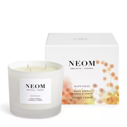 Neom Happiness™ Bougie Parfumée (3 Mèches) 420g