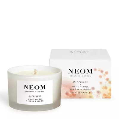 Neom Happinesstm Scented Candle (Travel) 75g