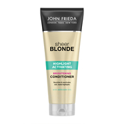 John Frieda Sheer Blonde Highlight Activating Soin Démêlant Nutritif Éclaircissant 250ml
