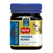 Manuka Health MGO 100+ Pure Manuka Honey 500g