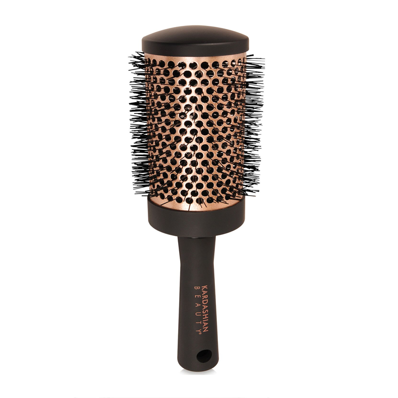 Available in medium, large, and extra large sizes, Cricket's boar-bristle brushes are ideal for va-va-voom blowouts. Hair falls into place between each bristle, so there's no pulling or damage to strands.