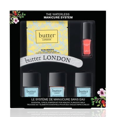 butter LONDON The Waterless Manicure System