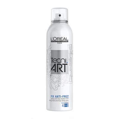 L'Oreal Professionnel Tecni.Art Fix Anti-Frizz Strong Fixing Spray 400ml