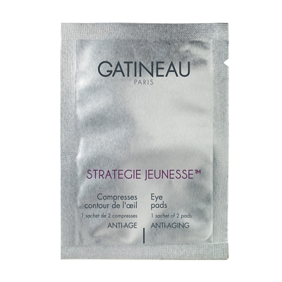 Gatineau Strategie Jeunesse Collagen Eye Compresses x6