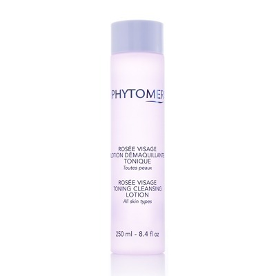 Phytomer Rosee Visage Face Dew Toning Cleansing Lotion 250ml