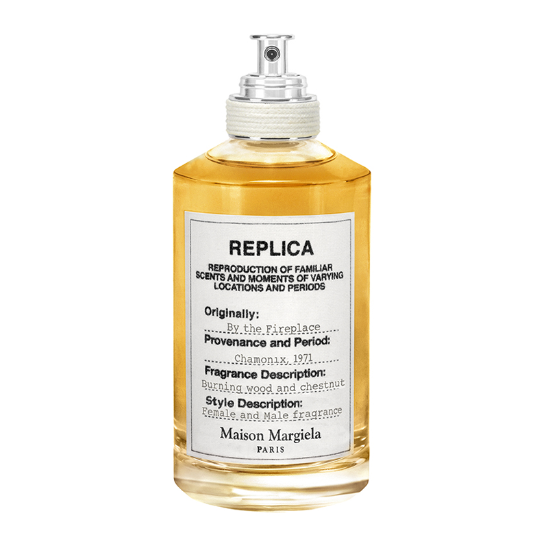 Maison margiela replica by the fireplace eau de toilette for Replica maison martin margiela