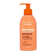 L'Oréal Paris Sublime Bronze Self-Tanning Smooth Milk Fluid 150ml