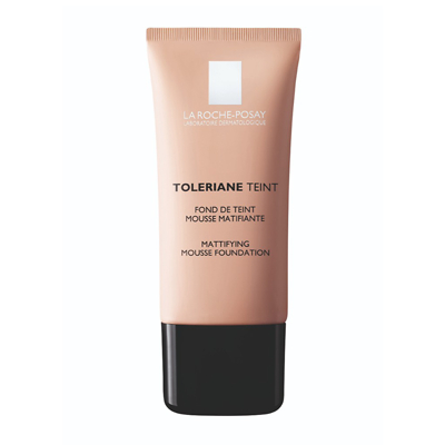 La Roche-Posay Toleriane Matifying Mousse Foundation SPF20 30ml - FR