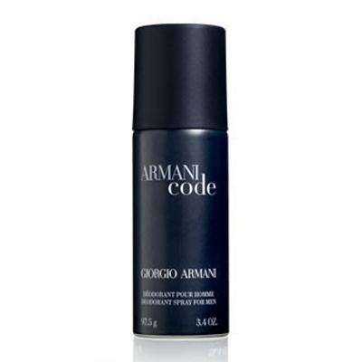 Armani Code For Men Deodorant Spray 150ml