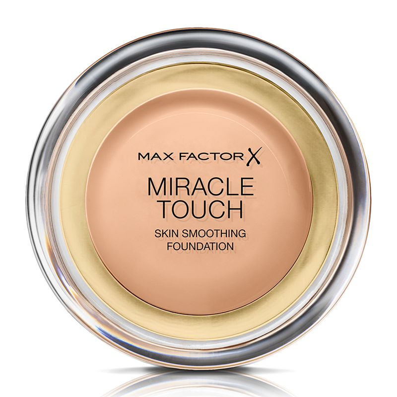 max factor miracle touch foundation 12g feelunique. Black Bedroom Furniture Sets. Home Design Ideas