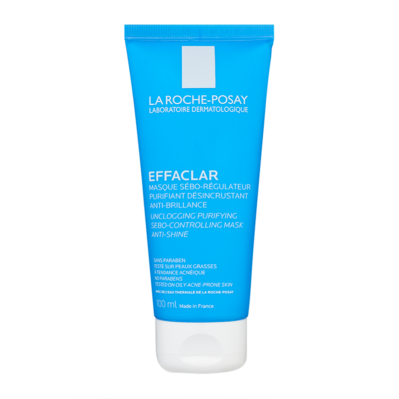 la roche posay effaclar clay mask 100ml feelunique. Black Bedroom Furniture Sets. Home Design Ideas