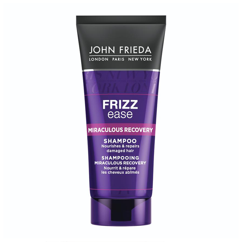 john frieda frizz ease miraculous recovery shampoo 50ml feelunique. Black Bedroom Furniture Sets. Home Design Ideas