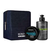 Redken For Men Barber Essentials Kit Short Mens Hair