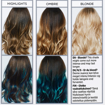Turquoise Hair Dye Reviews