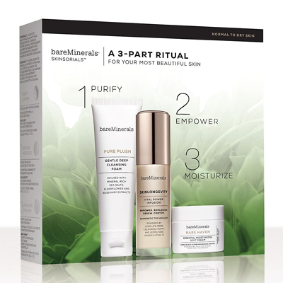 bareMinerals® Skincare Starter Kit Normal to Dry