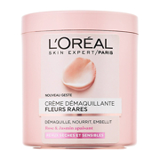 L'Oreal Paris Fine Flowers Cleansing Cream Dry and Sensitive Skin 200ml