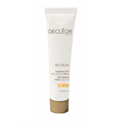 DECLEOR Mini BB Cream 24hr Hydration SPF15 Medium 15ml
