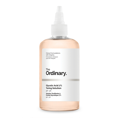 The Ordinary Glycolic Acid 7% Toning Solution 240ml by The Ordinary