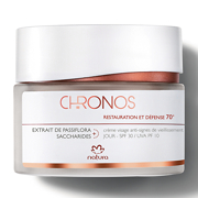Natura Brasil Chronos Anti-Aging Day Face Cream SPF 30 Defense and Restoration 70+ 40ml