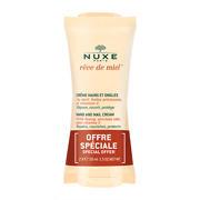 NUXE Rêve de Miel® Hand and Nail Cream Duo
