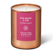 Crabtree & Evelyn Red Berry & Fir Mini Candle 70g