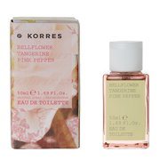 Korres Bellflower Tangerine Pink Pepper Eau de Toilette 50ml