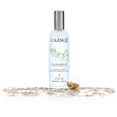 Well caudalie facial products