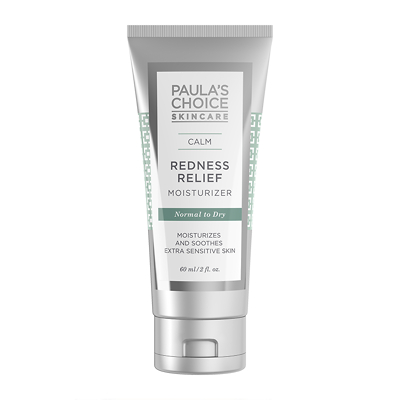 Paula's Choice Calm Redness Relief Nighttime Moisturizer Normal to Dry Skin 60ml