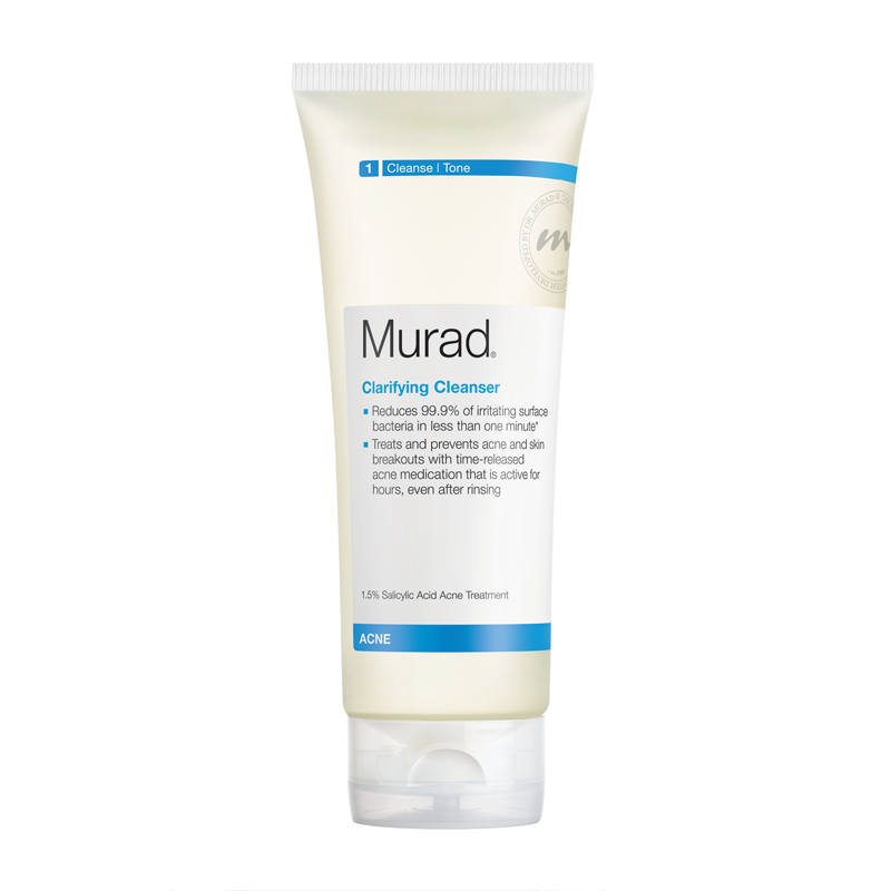 Murad Age Reform AHA/BHA Exfoliating Cleanser 1 oz each X6. AHA/BHA Cleanser revitalizes skin by gently exfoliating and polishing away dullness. Three exfoliating agents—salicylic acid, lactic acid, and .