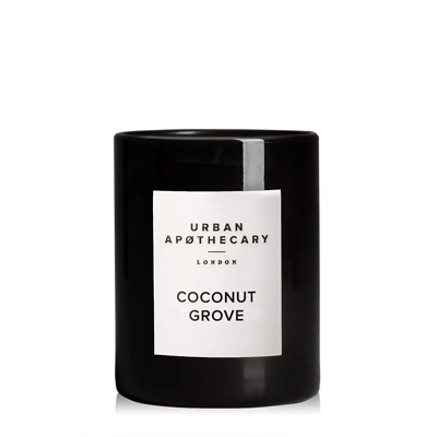 Urban Apothecary London Coconut Grove Luxury Mini Candle 70g