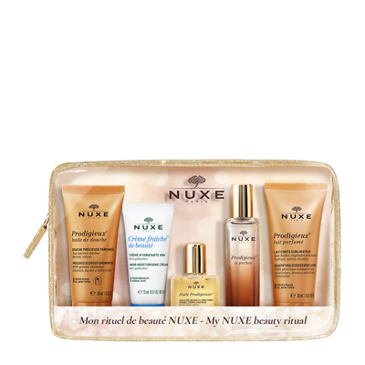 NUXE Eastern Pouch Set