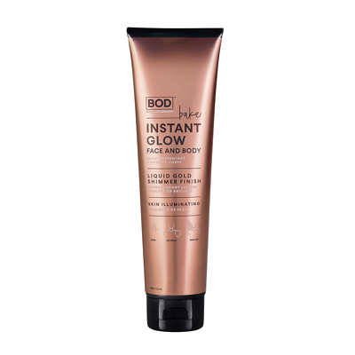 BOD Bake Instant Glow Face and Body 150ml