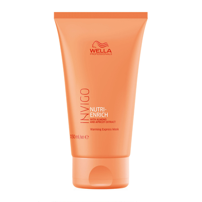 Wella Professionals INVIGO Nutri-Enrich Warming Express Mask 150ml