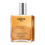 Carita Gold Fluide De Beaute 14 Ultra-Nourishing Dry Oil 50ml