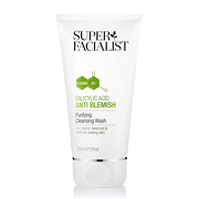 Super Facialist Acide Salicylique Nettoyant Putifiant Anti-Imperfections 150ml