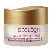 DECLÉOR Excellence De L'Age Regenerating Eye and Lip Cream 15ml