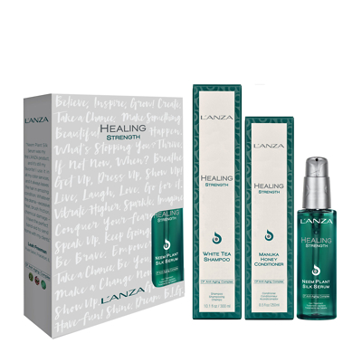 Click to view product details and reviews for Lanza Healing Strength Christmas Gift Set.