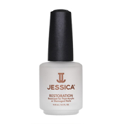 Jessica Restoration Basecoat for Post-Acrylic/Damaged Nails 14.8ml