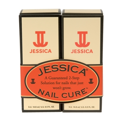 Jessica Nail Cure Set 2 x 14.8ml