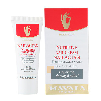 Mavala Nailactan Nail Nourishing Cream Tube 15ml